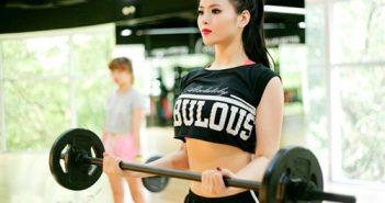 tập gym