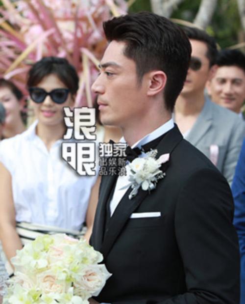 Fan bực vì cách chăm vợ bầu đối lập của Huỳnh Hiểu Minh và Hoắc Kiến Hoa - 6