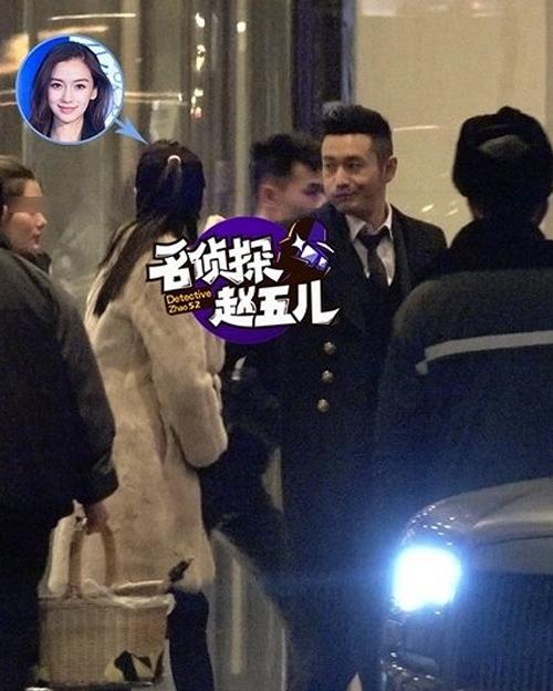Fan bực vì cách chăm vợ bầu đối lập của Huỳnh Hiểu Minh và Hoắc Kiến Hoa - 1