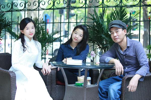 Hai con gái tài năng của nghệ sĩ Thanh Thanh Hiền - 1