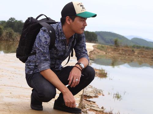 MC Phan Anh trở lại miền Trung xây bể bơi cho học sinh - 1
