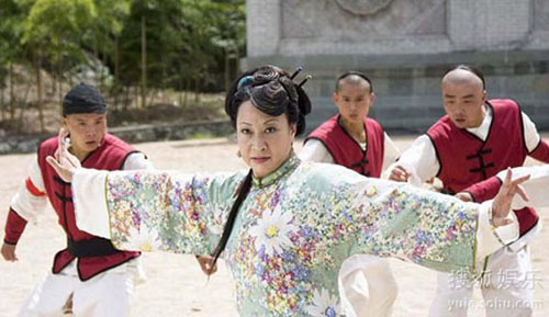 """Đời buồn của người đàn bà bá đạo nhất """"Tuyệt đỉnh Kungfu"""" - 8"""