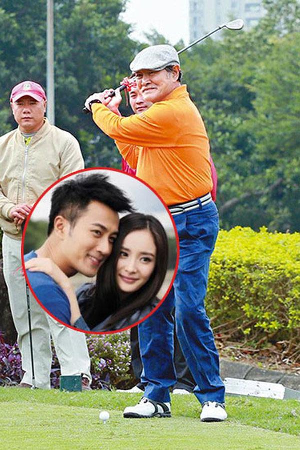 Ngôi sao kỳ cựu Lưu Đan tiết lộ, con trai ông - Lưu Khải Uy và con dâu Dương Mịch khó đoàn tụ trong dịp Giáng sinh sắp tới.
